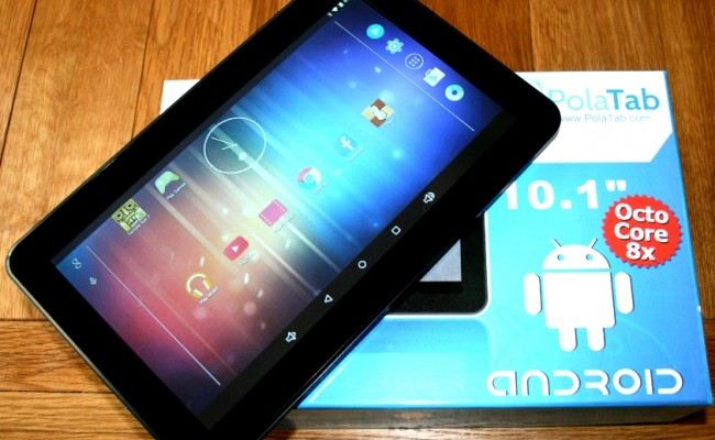 Polatab Tablet with Android Lollipop