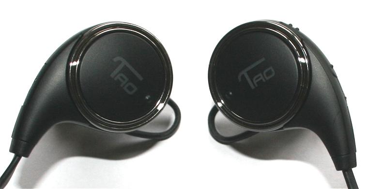 Bluetooth earbuds from taotronic review