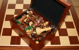 Regency Chess - Staunton