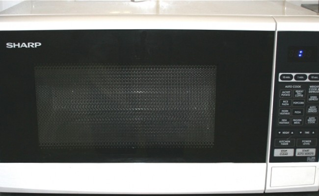 Sharp R270WM Microwave Cooker