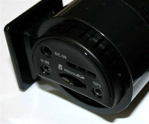 Dash Cam Wiring Sockets.