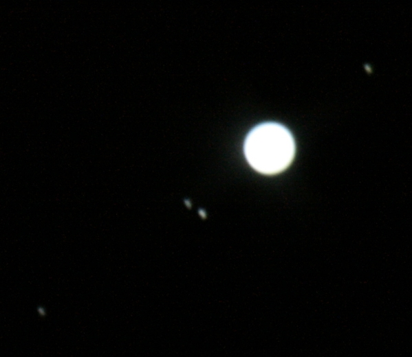 200p Showing Jupiter