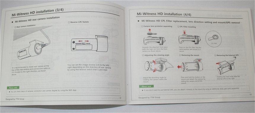 MI Witness User Guide Manual