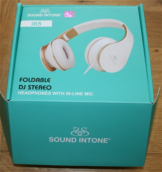 Sound Intone Headphones