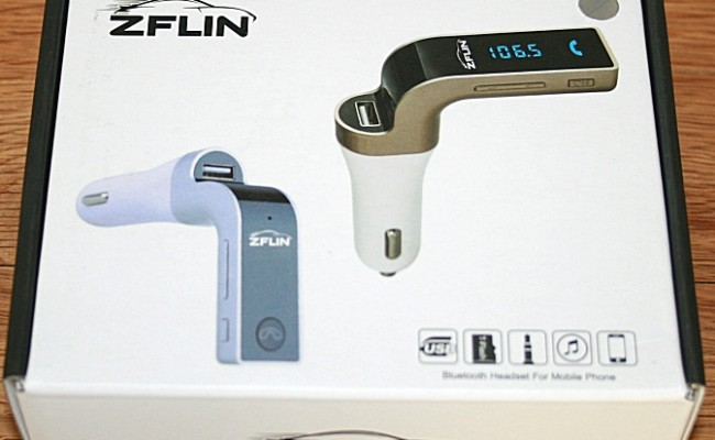 FM Transmitter for Smartphone to Car Stereo output.