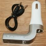 Car Stereo FM Transmitter