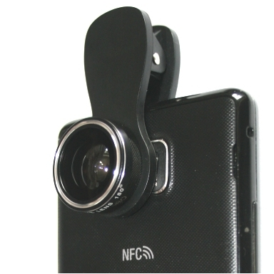 Mobile Phone Fisheye Lens Review