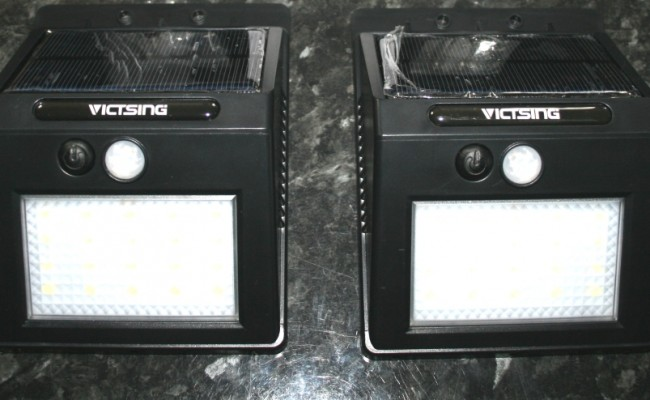 Bright LED Security Lights
