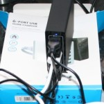 6 PORT USB CHARGER 2.4 AMPS PER PORT