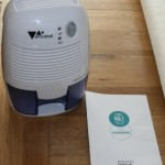 Compact Mini Dehumidifier