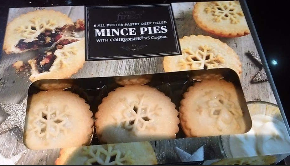 A quick review of Tesco's Mince Pies.