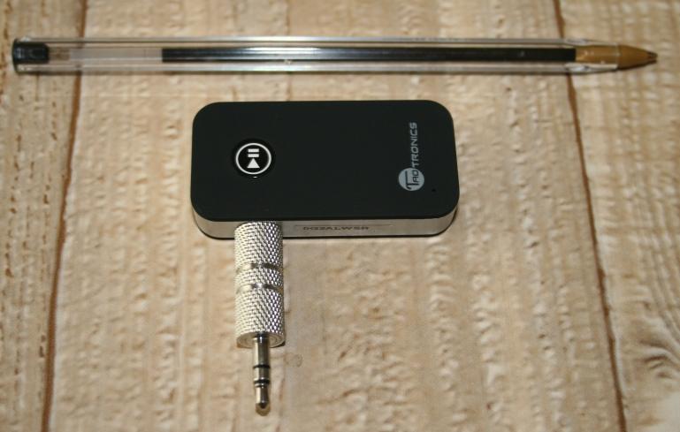 AUX Port Bluetooth