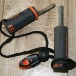 Bear Grylls Fire Starter Ferrocerium Rod and Metal Striker Gerber