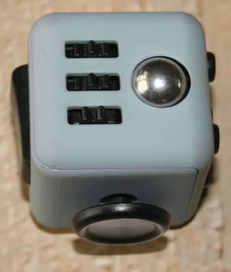 Reviewing the Fidget Cube