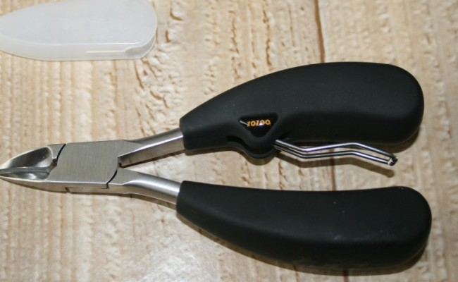 Trim your nails with these heavy duty trimmers