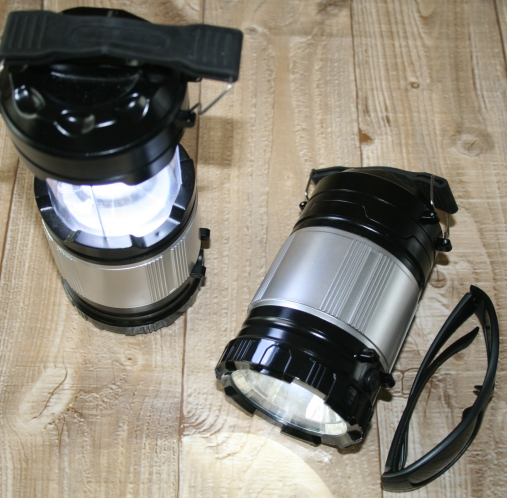 These Lanterns for Camping can be used as torches