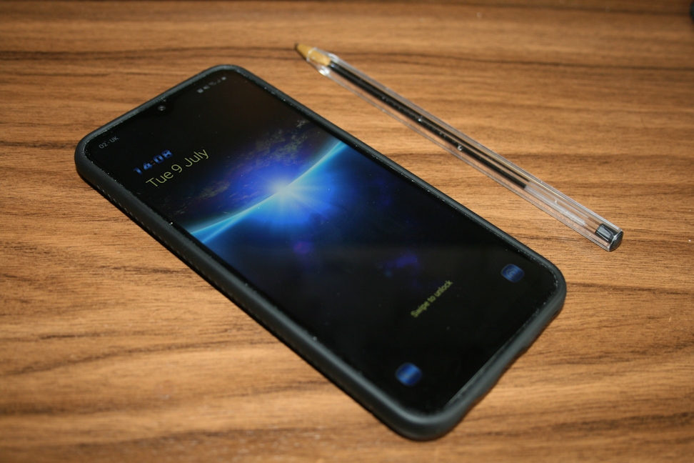 A review of the Samsung Galaxy A20E Mobile